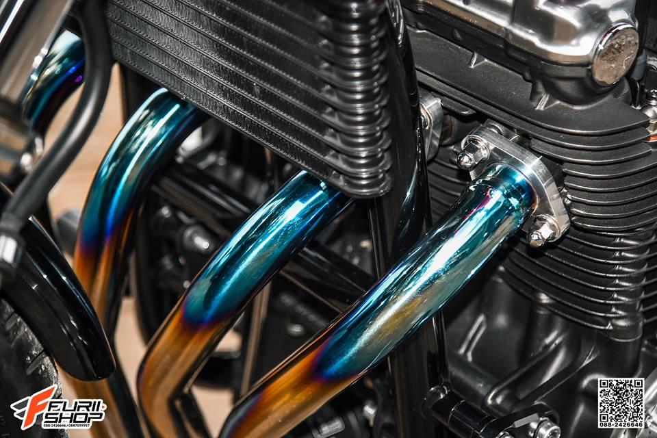 Honda CB1100 RS ban nang cap day cong nghe tu mau Sport Classic - 14