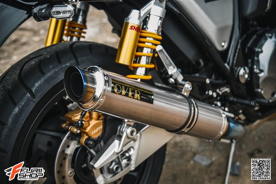 Honda CB1100 RS ban nang cap day cong nghe tu mau Sport Classic - 16