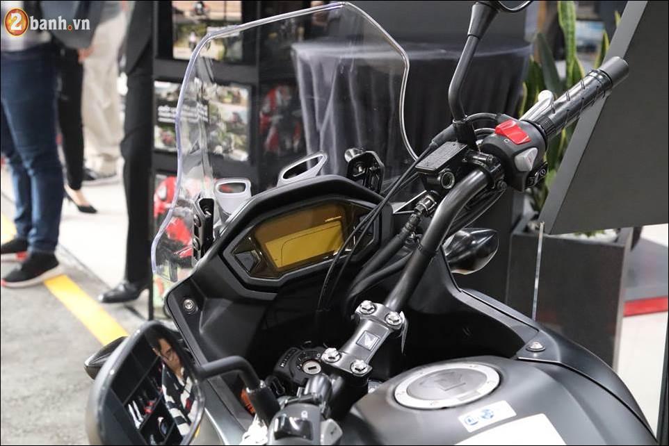Honda CB500F CB500X Rebel 500 ban se chon mau xe nao - 6