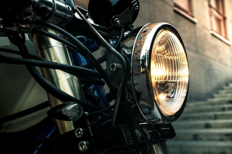 Honda CB600 ban do Cafe Racer den tu XTR Pepo - 4
