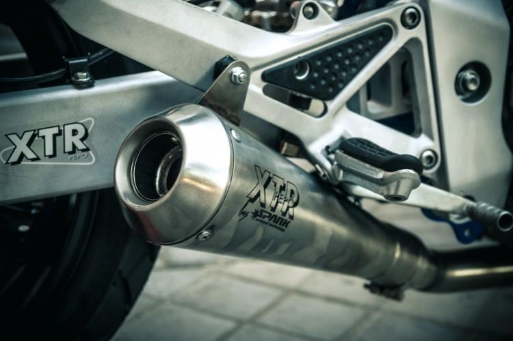 Honda CB600 ban do Cafe Racer den tu XTR Pepo - 8