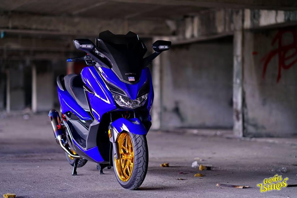 Honda Forza 300 ban do tuoi khong can tuoi den tu Thai Lan - 5