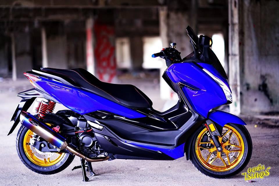 Honda Forza 300 ban do tuoi khong can tuoi den tu Thai Lan - 15