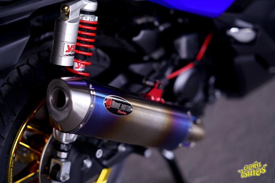 Honda Forza 300 ban do tuoi khong can tuoi den tu Thai Lan - 17