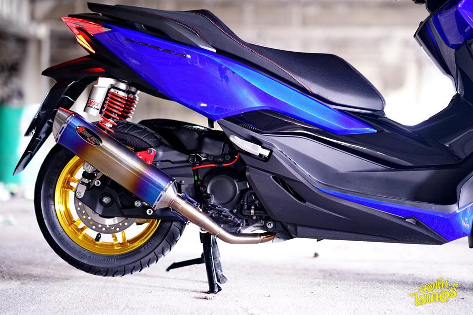 Honda Forza 300 ban do tuoi khong can tuoi den tu Thai Lan - 18