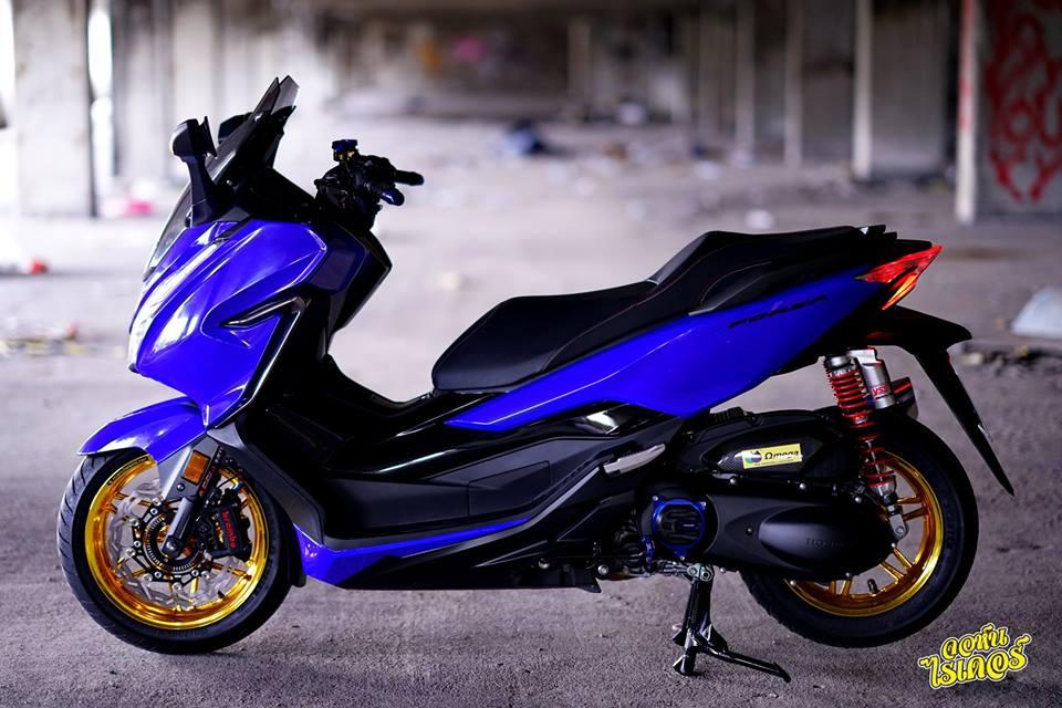 Honda Forza 300 ban do tuoi khong can tuoi den tu Thai Lan - 20