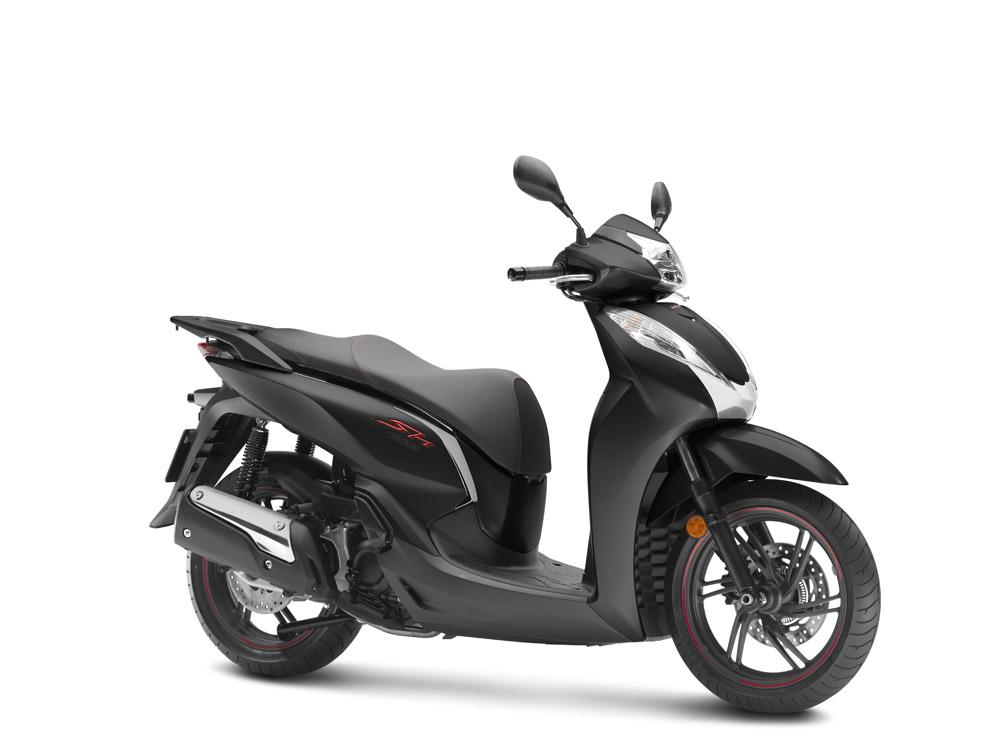Honda SH300i 2018 gia tu 269 trieu dong chinh thuc ra mat tai Viet Nam - 2