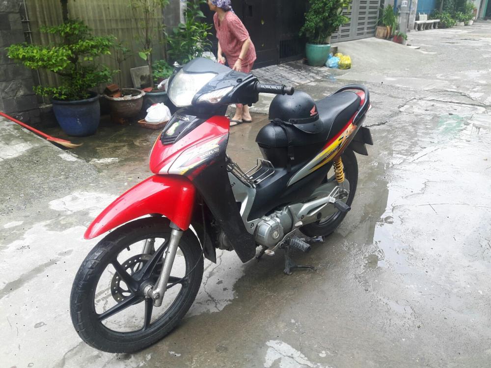 Honda Wave RS banh mam thang dia zin bstp