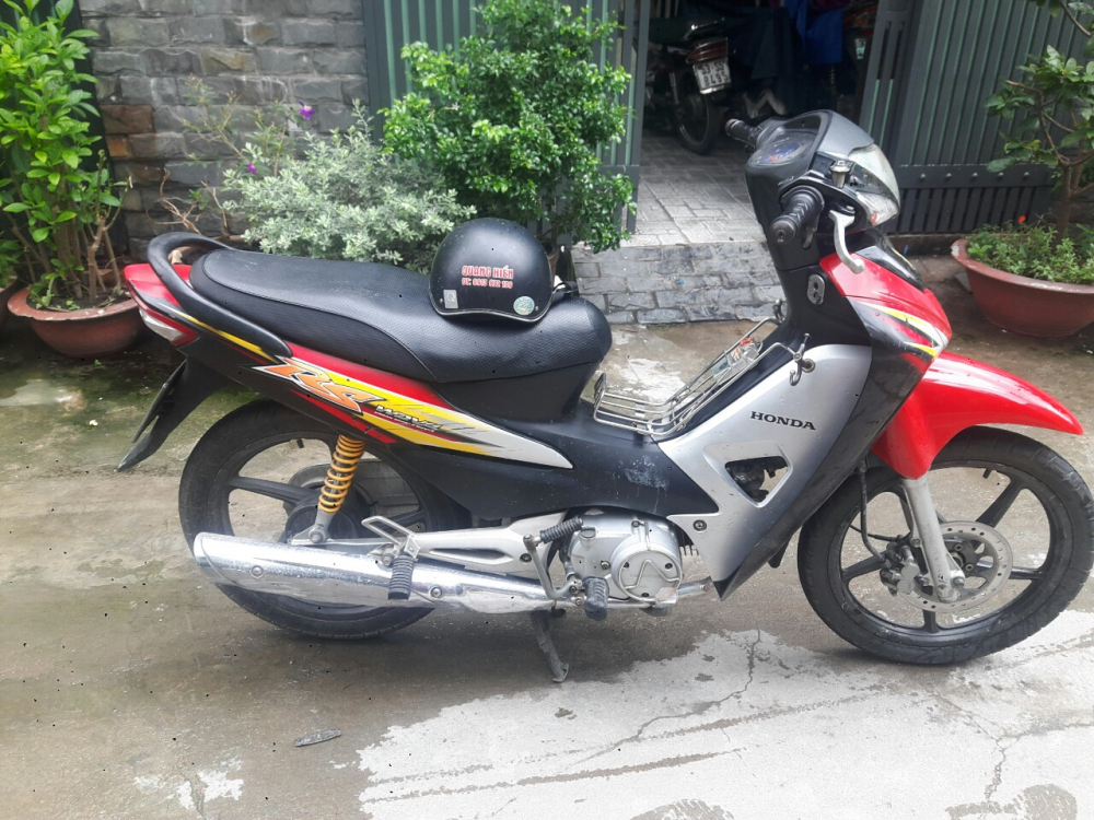 Honda Wave RS banh mam thang dia zin bstp - 3