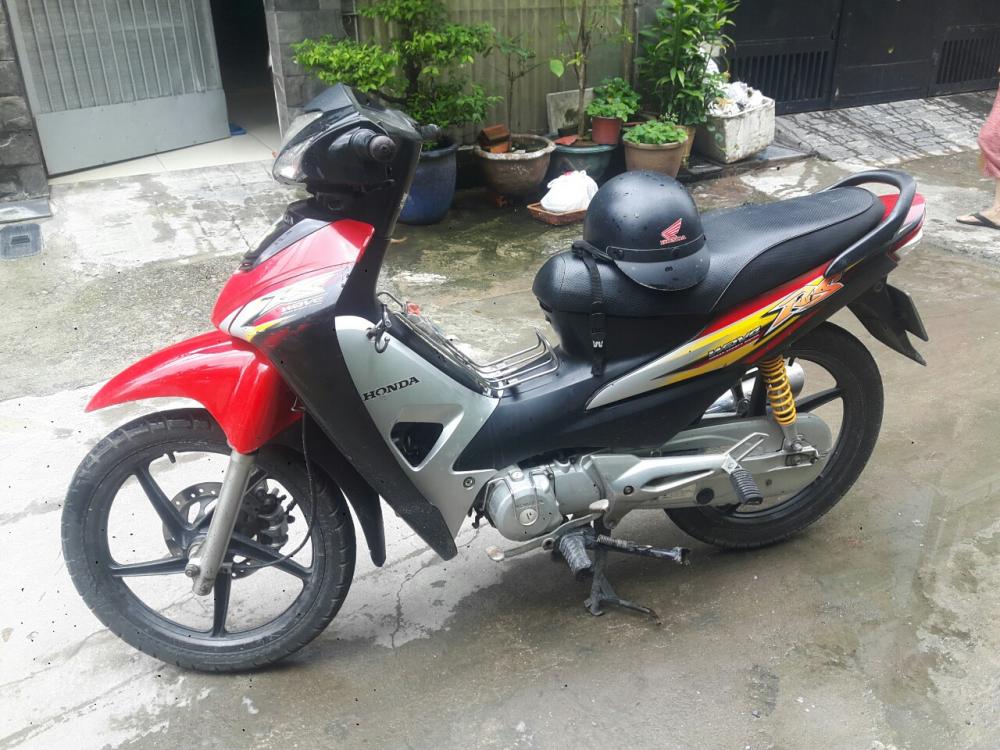 Honda Wave RS banh mam thang dia zin bstp - 5