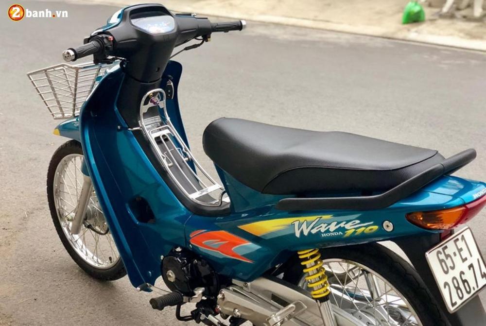 Honda Wave su hoi sinh bat diet trong moi thoi dai cua lang xe Viet - 8