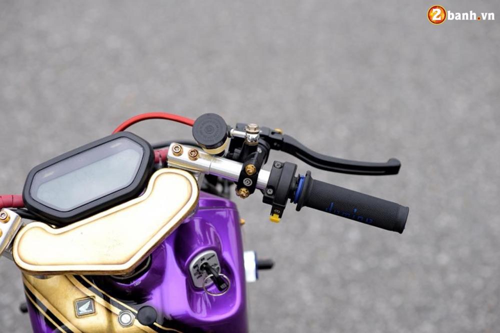 Honda Zoomer 50cc do doc dao voi phong cach Ruckus tren dat Viet - 18
