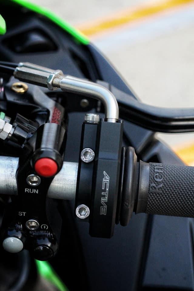 Kawasaki ZX10R do cuc chat tren dat Thai - 4