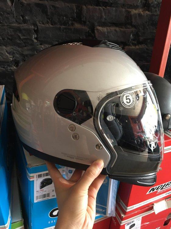 KTM Ha Noi Nolan N44 MoDel 2018 mot trong nhung chiec mu chat luong nhat tai Viet Nam - 6