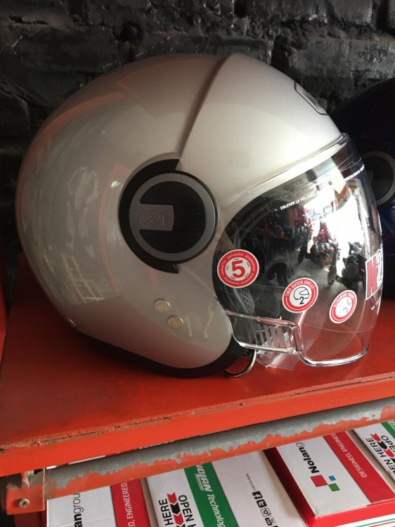 KTM Ha Noi Nolan N44 MoDel 2018 mot trong nhung chiec mu chat luong nhat tai Viet Nam - 4