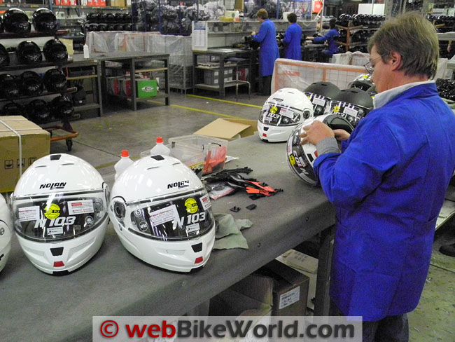 KTM Ha Noi Ly do nen chon mu Nolan N87 la ban dong hanh cuc chat cho cac biker