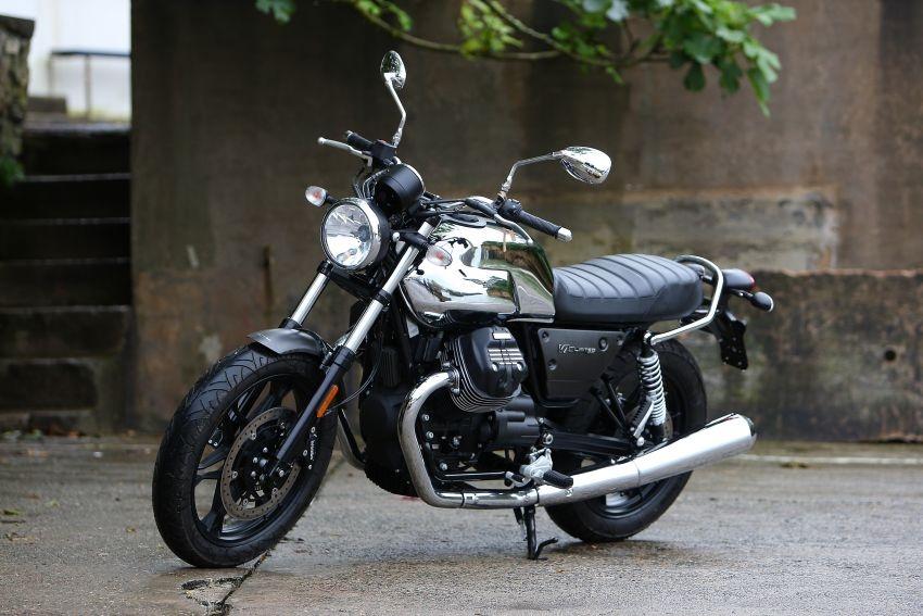 Moto Guzzi V7 III Limited Edition phien ban gioi han 500 chiec
