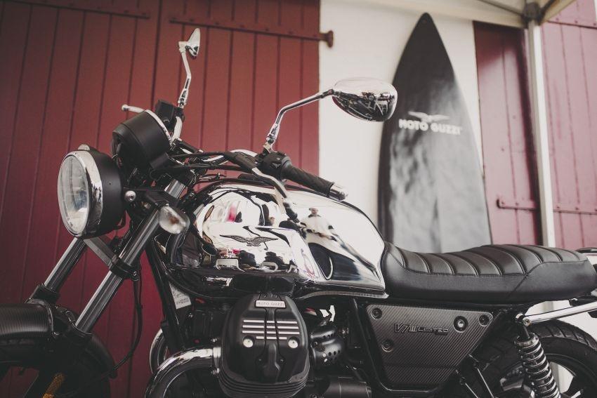Moto Guzzi V7 III Limited Edition phien ban gioi han 500 chiec - 3