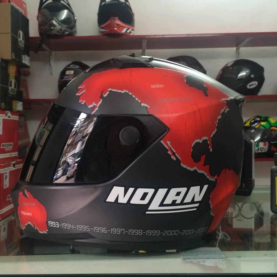 Moto299 Nolan N64 la mu bao hiem pkl tot nhat trong tam gia trung binh