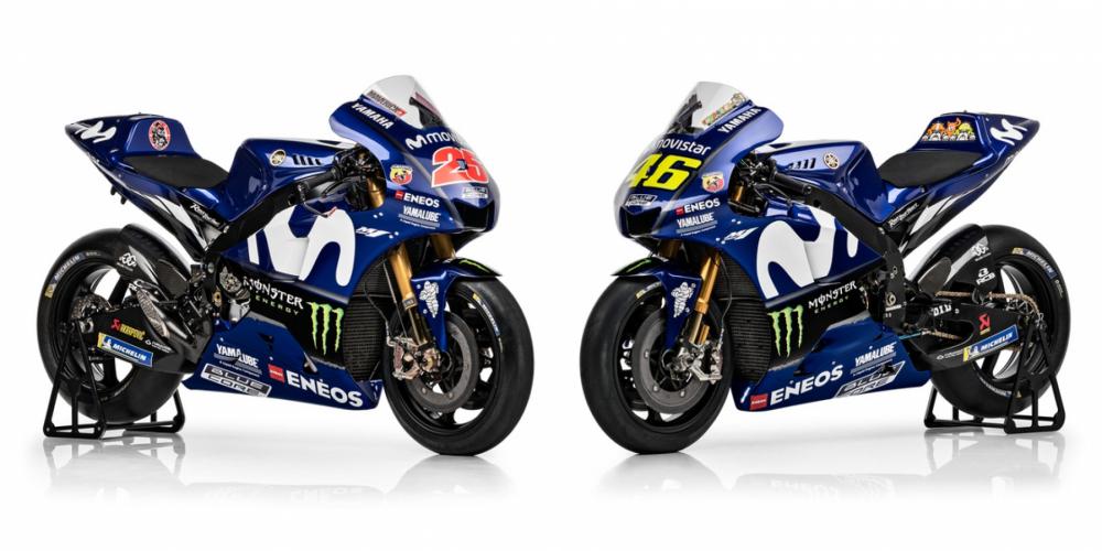 Movistar va Tech 3 dong loat ra di khoi Yamaha trong MotoGP 2019 - 3