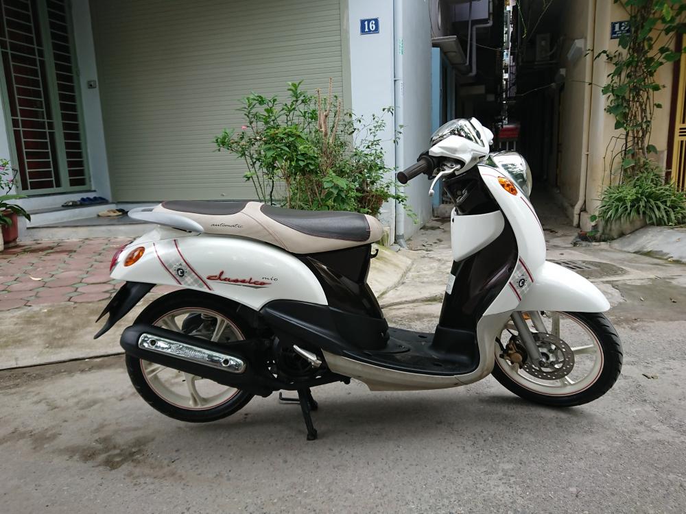 Nha rao ban Mio Classico 2012 chinh chu dung doi rat it dung HN - 2