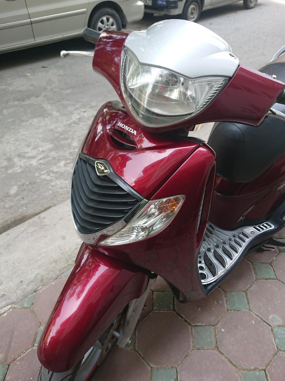 Rao ban Honda Sh 150i do man 2008 bien HN nguyen ban 57tr500 - 4