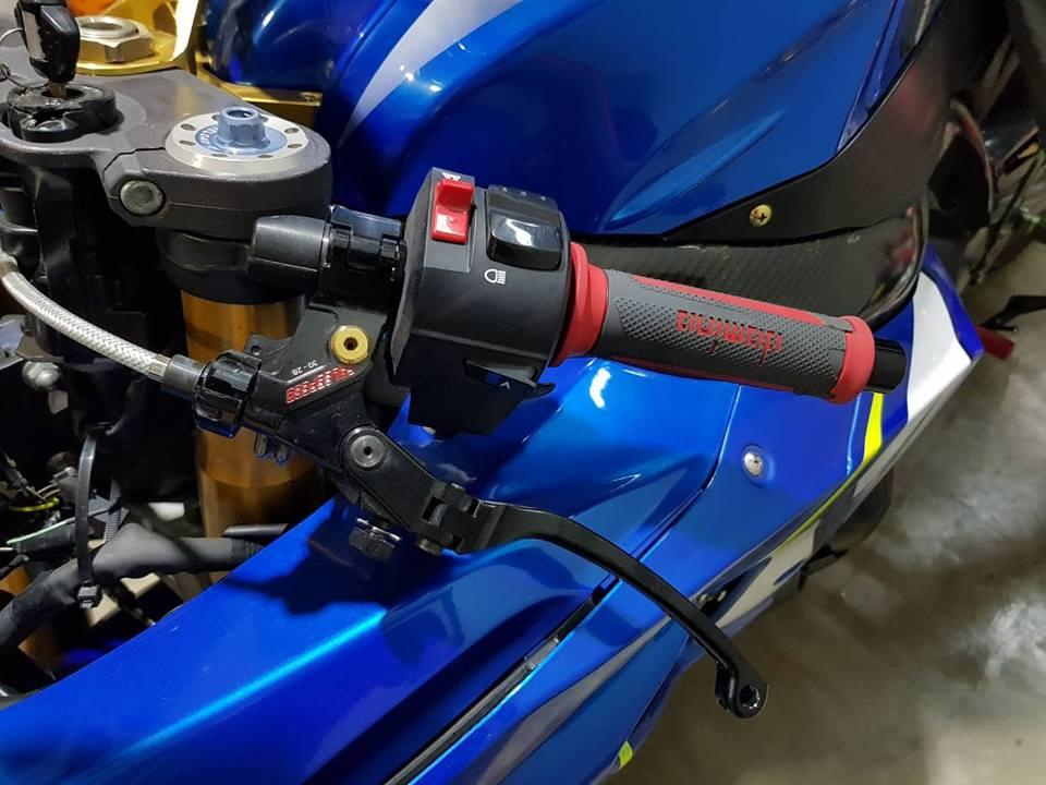 Suzuki GSXR1000 ban nang cap chi tiet tai NBB Racing - 8