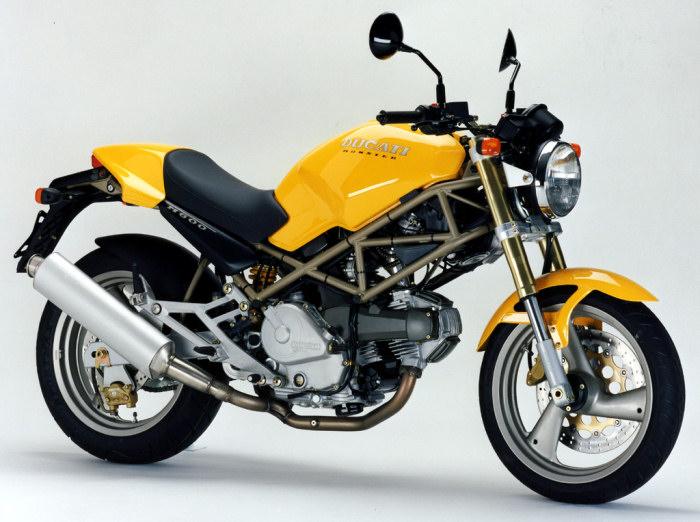 Tong hop cac doi xe Ducati Monster huyen thoai - 3