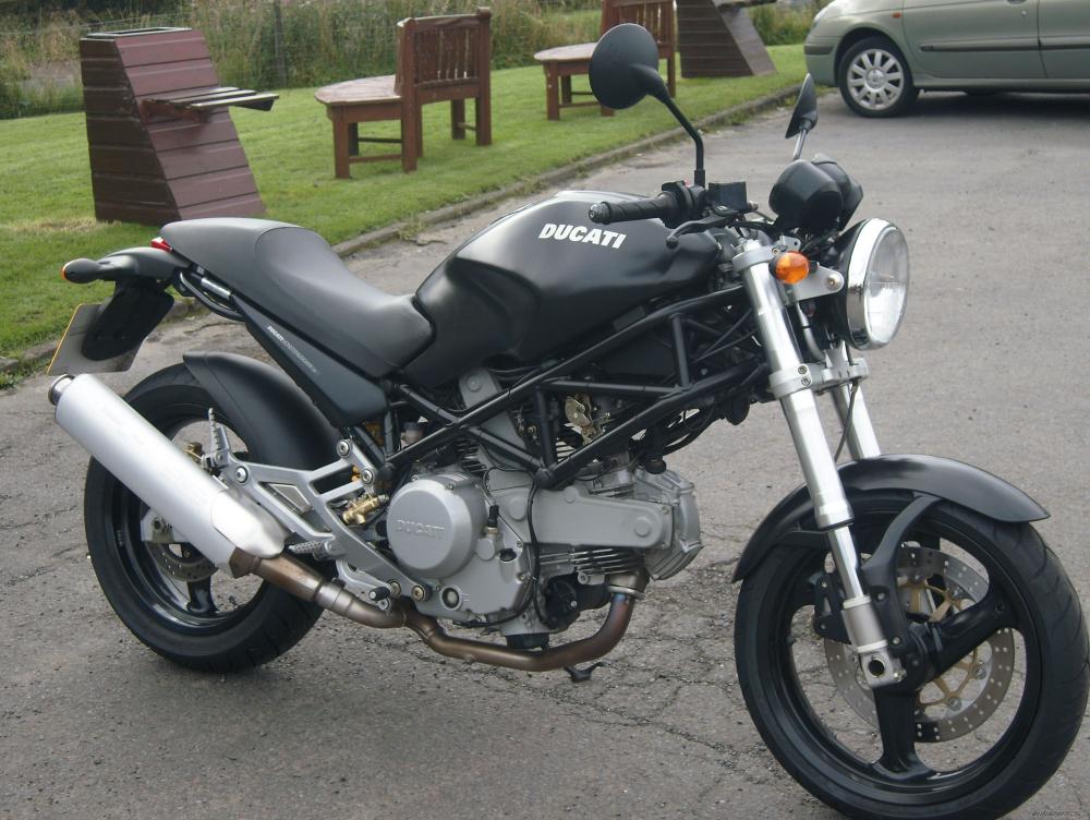Tong hop cac doi xe Ducati Monster huyen thoai - 5