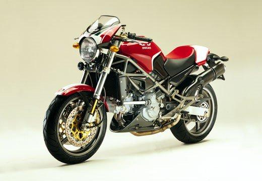 Tong hop cac doi xe Ducati Monster huyen thoai - 11