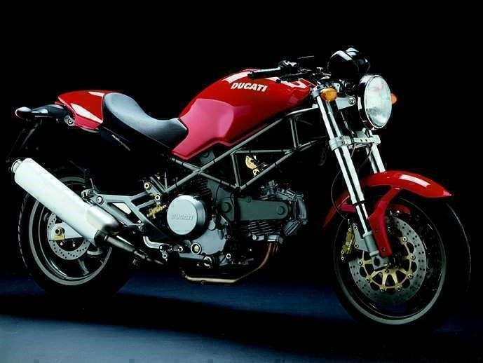 Tong hop cac doi xe Ducati Monster huyen thoai - 14