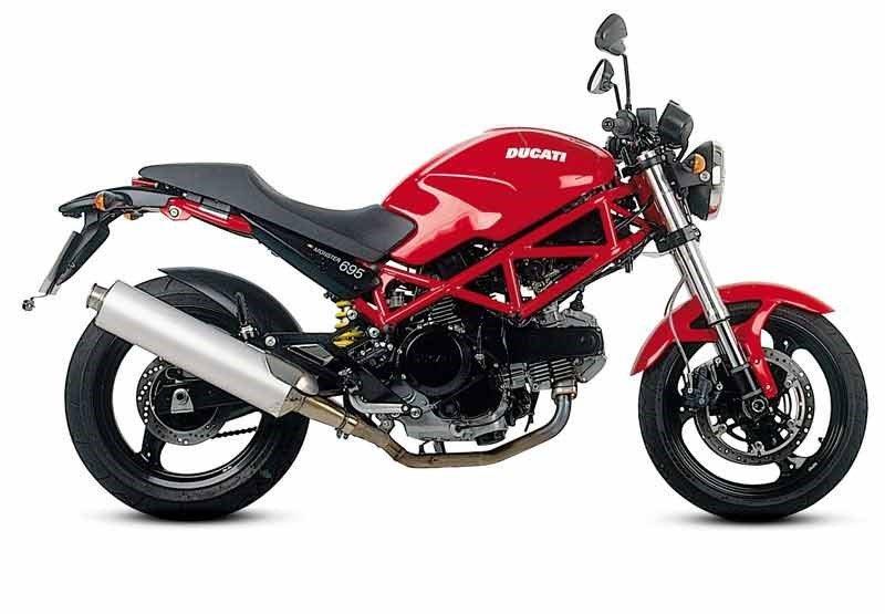 Tong hop cac doi xe Ducati Monster huyen thoai - 16