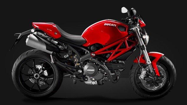 Tong hop cac doi xe Ducati Monster huyen thoai - 18