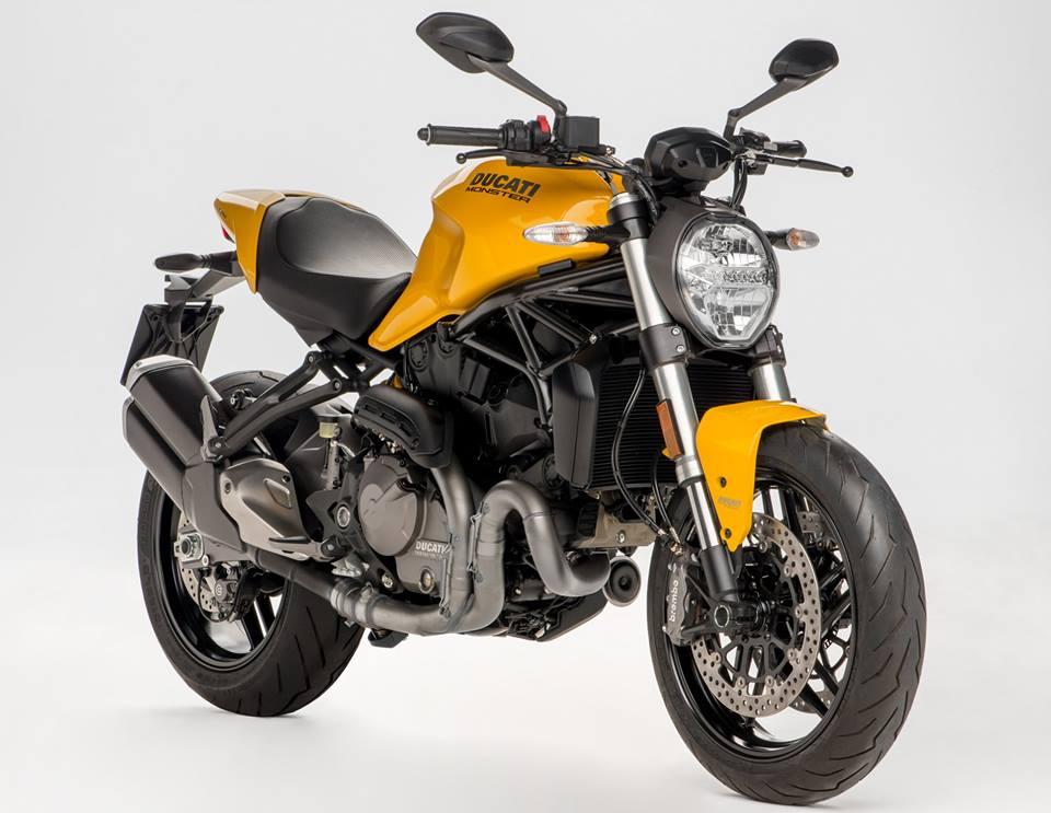 Tong hop cac doi xe Ducati Monster huyen thoai - 26