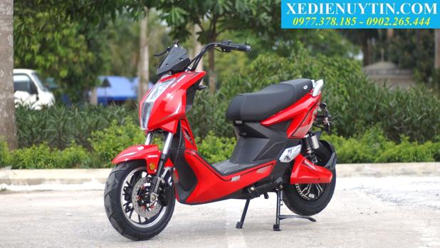 Danh gia xe may dien Xtreme V5 chinh hang 2018 - 2