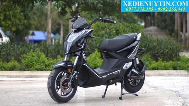 Danh gia xe may dien Xtreme V5 chinh hang 2018 - 4