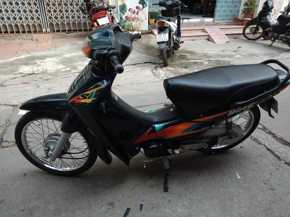 Xe Wave thai 110cc - 3