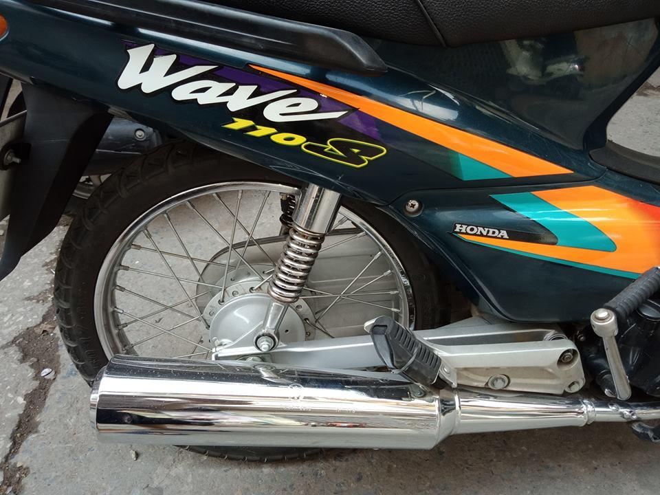 Xe Wave thai 110cc - 4