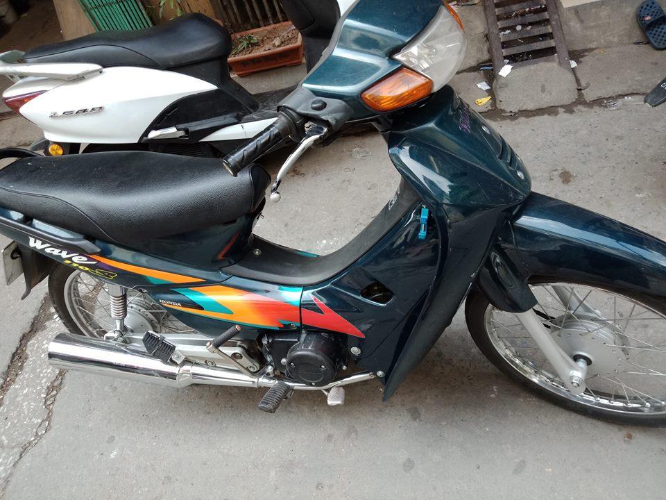Xe Wave thai 110cc