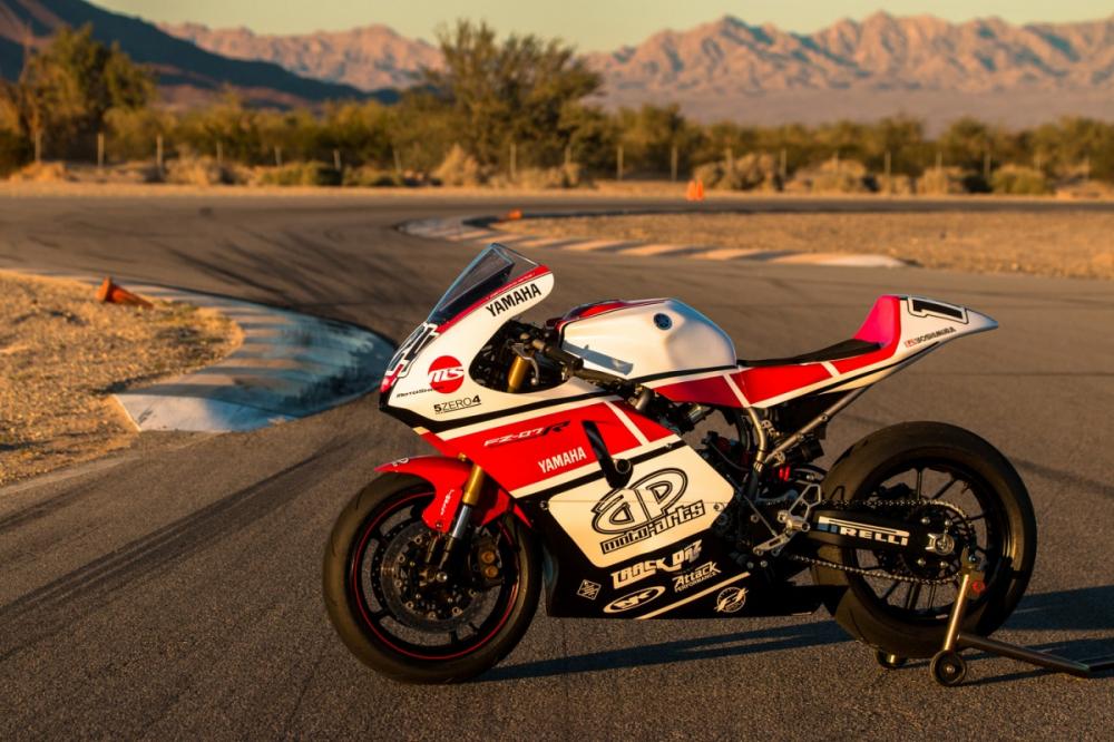 Yamaha MT07 voi phong cach Sportbike hoan toan moi