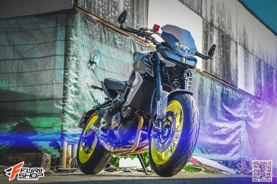 Yamaha MT09 ban nang cap vuot troi den tu xu Chua Vang - 11