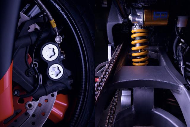 Yamaha MT10 ban bien doi mang ten TW Steel - 10