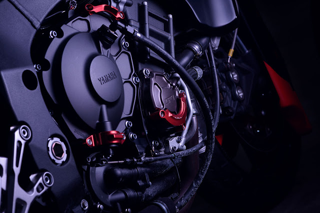 Yamaha MT10 ban bien doi mang ten TW Steel - 12
