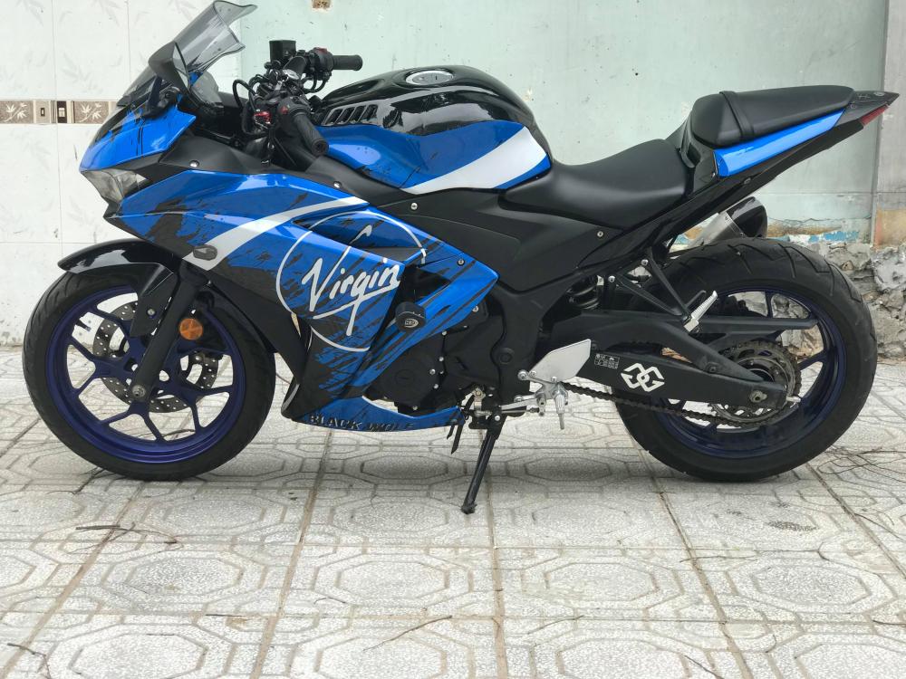 Yamaha R3 HQCN date 2017