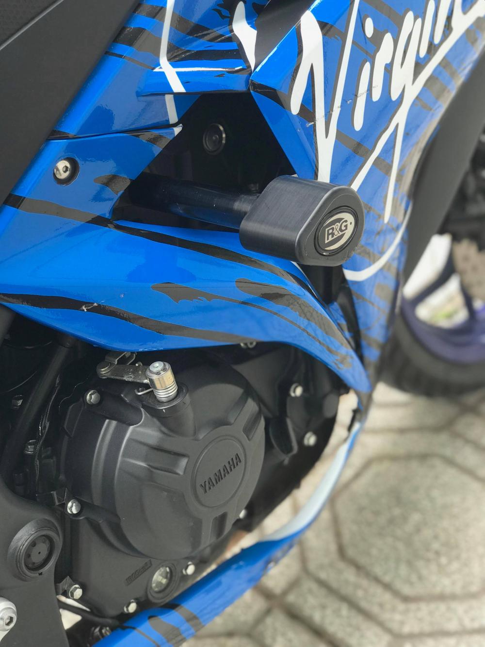 Yamaha R3 HQCN date 2017 - 3