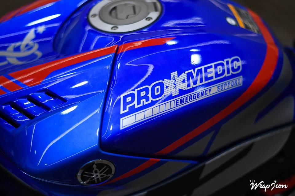 Yamaha R6 do cang det voi phong cach tem dau - 6