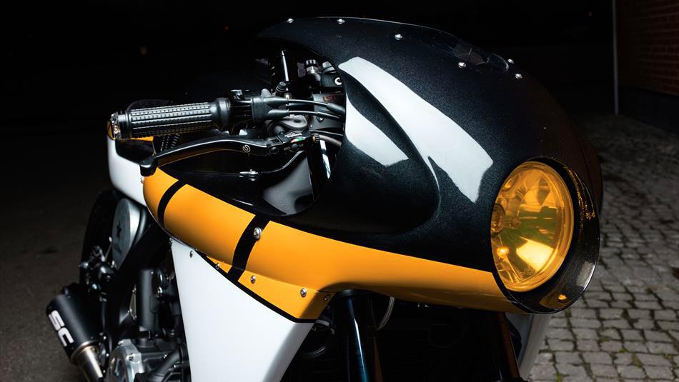 Yamaha VMAX Quai vat 400 METER MONSTER - 4