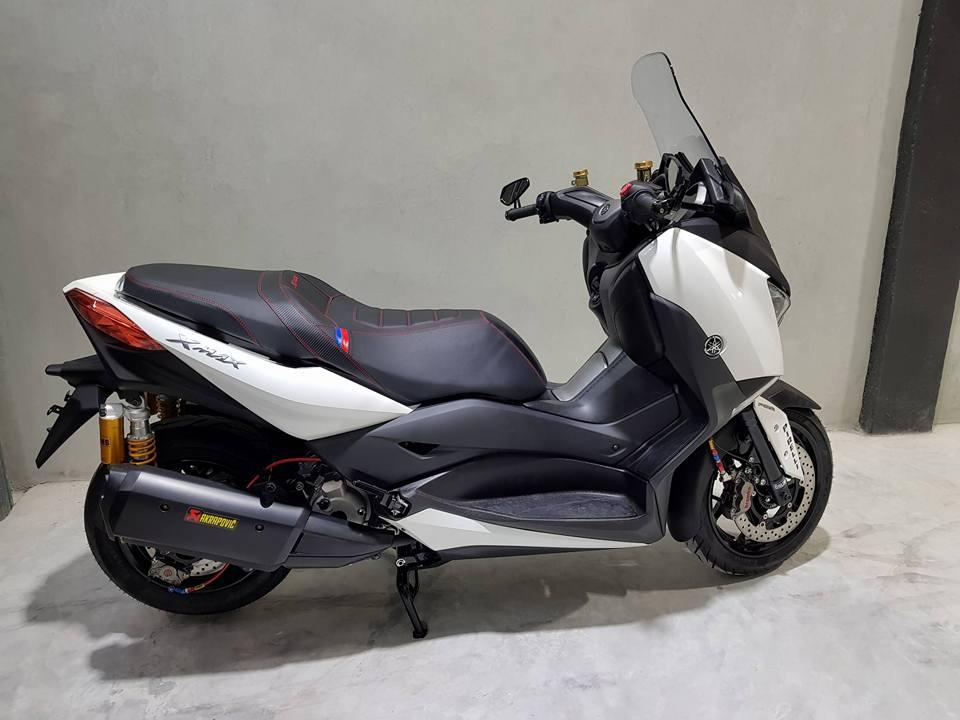 Yamaha Xmax300 ban do full option chat nhu nuoc cat - 3