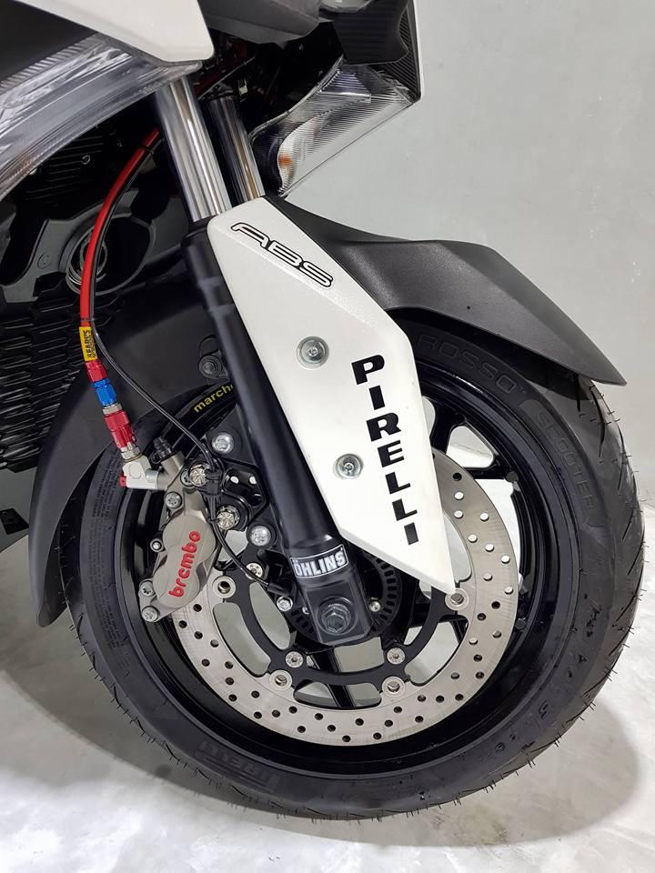 Yamaha Xmax300 ban do full option chat nhu nuoc cat - 8