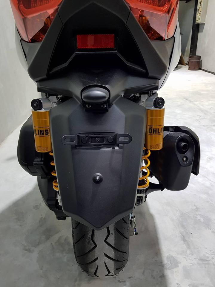 Yamaha Xmax300 ban do full option chat nhu nuoc cat - 14